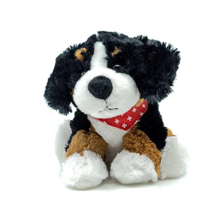Plush Bernese Mountain Dog