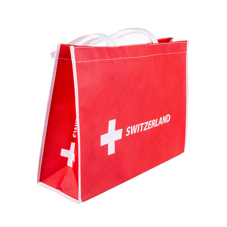 Bag Switzerland Red